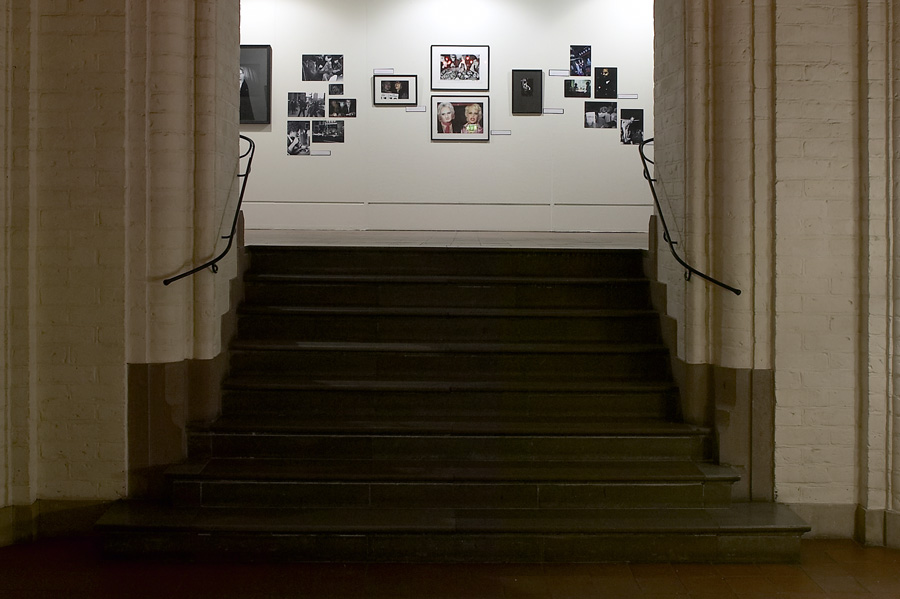 Stairway to Exhibition