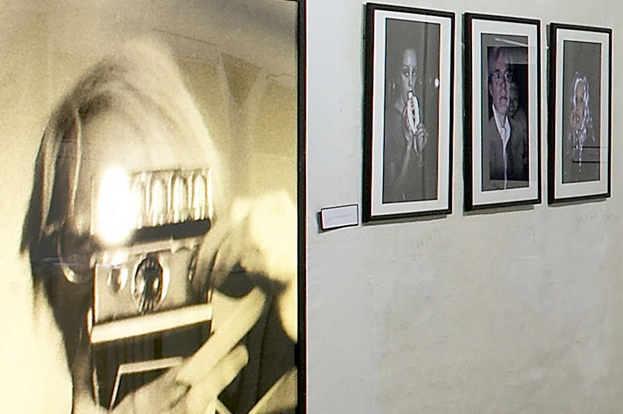 Warhol by Anton Perich - Click!